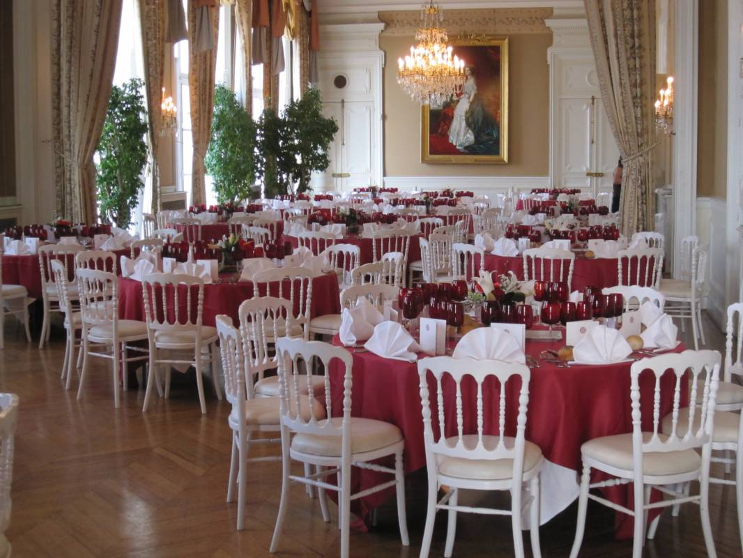 Repas mariage restaurant prix